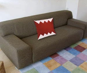 couch, diy, and domo image