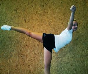 cheer, cheerleader, and legends image