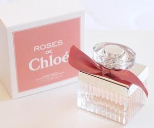 chloe, perfume, and makeup image