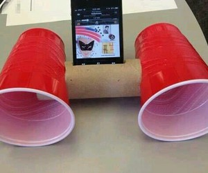 awesome, speaker, and OMG image