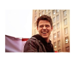 smile and cory monteith image