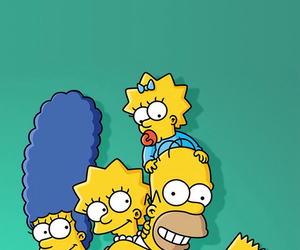 family, simpsons, and the simpsons image