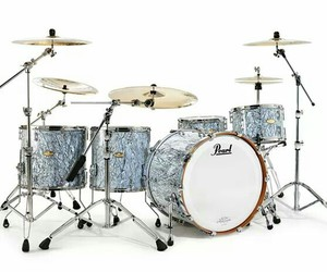 crystal, cymbals, and drum image