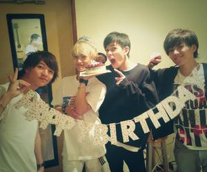asian, asian boy, and birthday image
