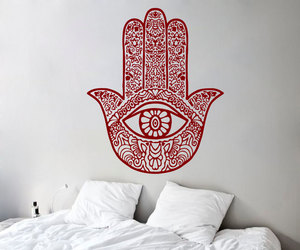 home decor, murals, and pattern image