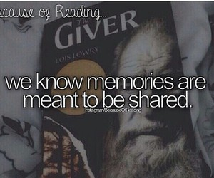 memories, reading, and text image