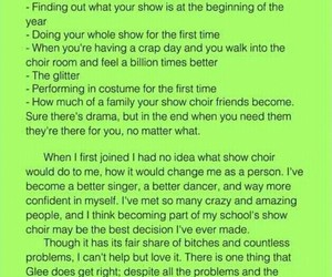choreography, performing, and love image