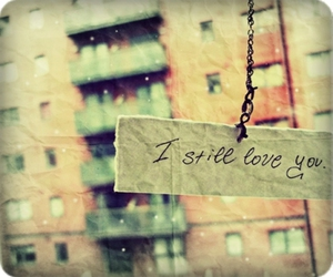 love, quote, and still image