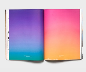 book, colors, and orange image