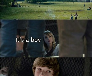 group b and maze runner image