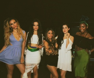 fifth harmony, camila cabello, and normani kordei image
