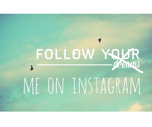 follow, beautiful, and instagram image