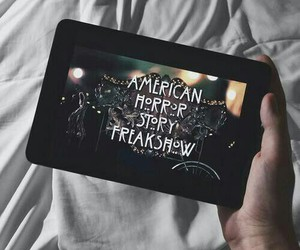 freakshow, horror, and american horror story image