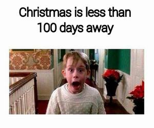 christmas, home alone, and december image