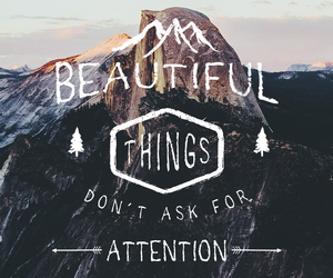 beautiful, quote, and attention image