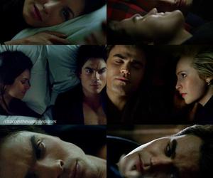 delena, Vampire Diaries, and tvd image