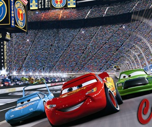 animated, cars, and movie image