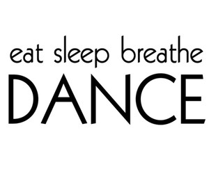 dance, sleep, and eat image