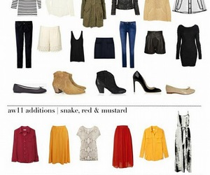accessories, autumn, and basics image