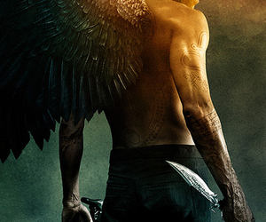 angel, teen wolf, and dylan o'brien image