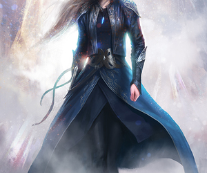 book, throne of glass, and assassin image