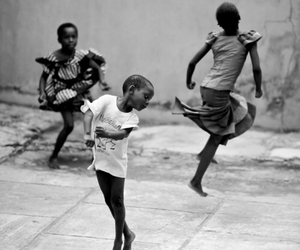 child, dance, and kids image