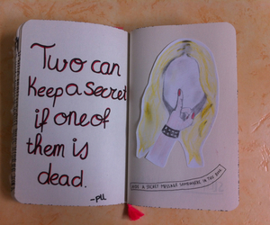 wreck this journal, pll, and pretty little liars image