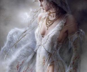 fantasy, luis royo, and woman image