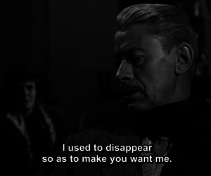 black and white, quote, and movie quote image