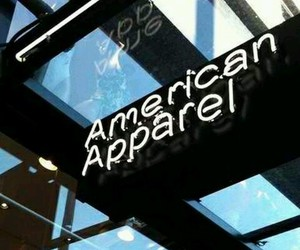 american apparel, tumblr, and clothes image