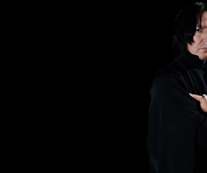 harry potter, snape, and backgrounds image