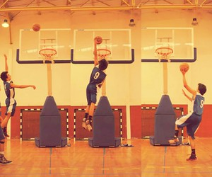attempt, dunk, and fail image