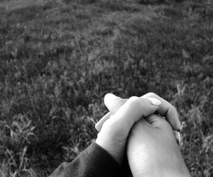 <3, lovely, and black and white image
