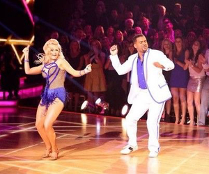 alfonso, dwts, and witney carson image