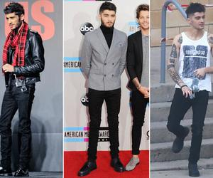 one direction and zayn malik image