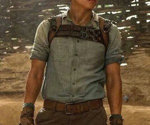 Minho and the maze runner image