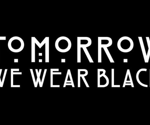 black, coven, and tomorrow image