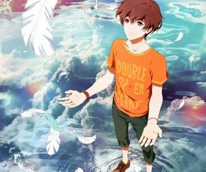 anime, zankyou no terror, and twelve image