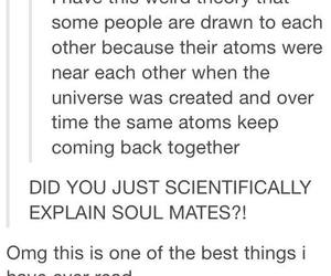 interesting, soul mate, and tumblr image