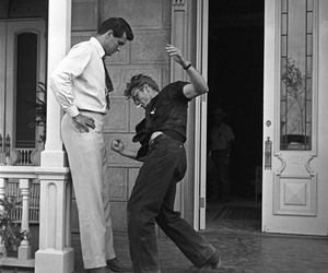 james dean and rock hudson image