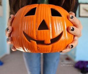 pumpkin, tumblr, and autumn image