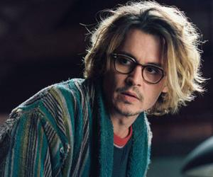 johnny depp, actor, and secret window image