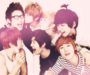 ukiss, kpop, and kevin image