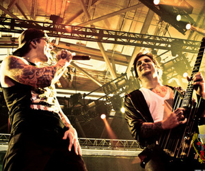 m shadows, a7x, and avenged sevenfold image
