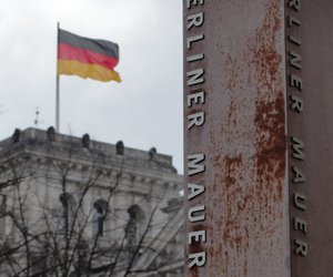 berlin, berlin wall, and germany image