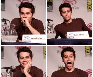 teen wolf, smile, and dylan o'brien image