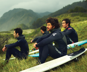 nature, surfers, and kinfolk image