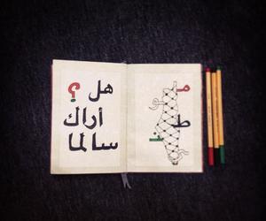 palestine and خريطة image