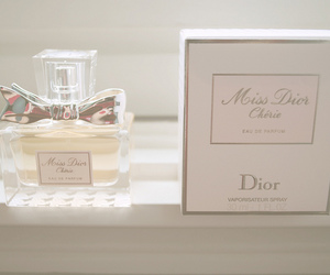 miss dior cherie, perfume, and soft image