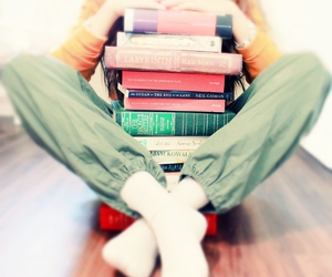 books, sitting, and the good life image